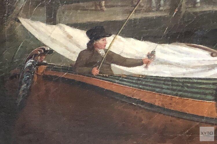 Museum Heerenveen onthult gerestaureerd werk