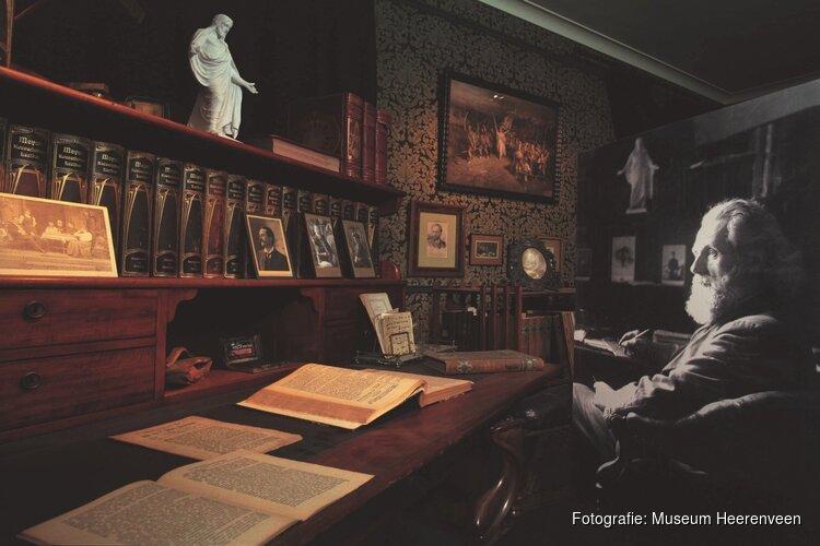 Inbrengdag Domela Leeft! in Museum Heerenveen