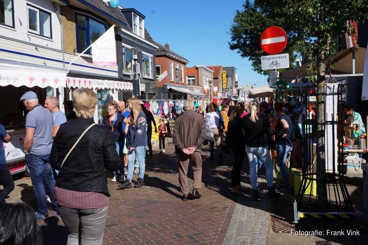 Veel bezoekers op het Lindefestival in Wolvega