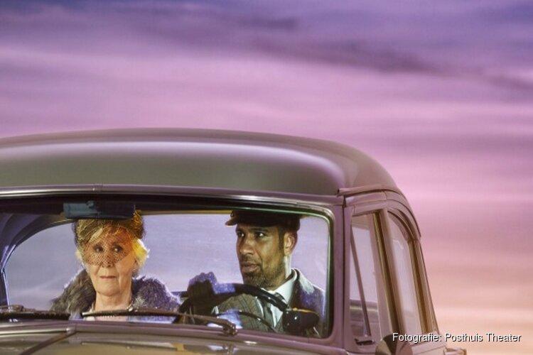 Anne Wil Blankers in toneelstuk 'Driving Miss Daisy'