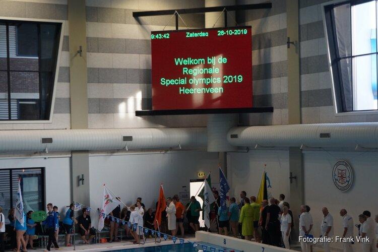 Special Olympics Sportstad Heerenveen druk bezocht