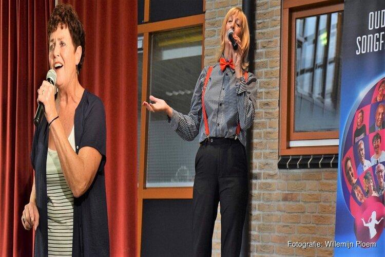 Inwoners Den Helder en Julianadorp in prefinale Ouderen Songfestival