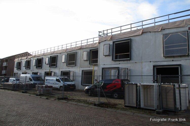 Bouw woon-zorgcentrum Marijke Hiem Heerenveen vordert gestaag