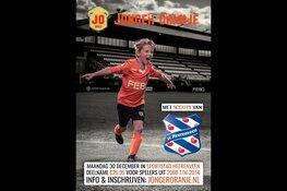 Jonger Oranje Talentendag met SC Heerenveen