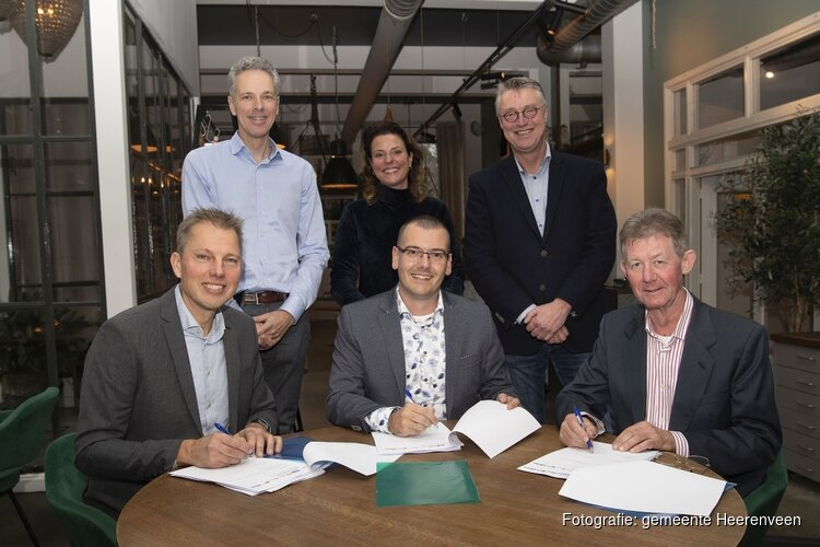 Woningbouwcorporaties investeren € 34 miljoen in gemeente Heerenveen
