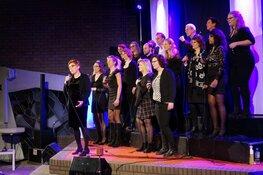 Kerstconcert met de 'Lord's Moor Singers' in de Sions kerk Oudeschoot