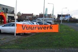 Vuurwerkverkoop in Heerenveen in volle gang