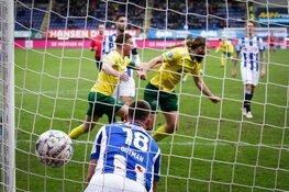 SC Heerenveen laat zich verrassen in Sittard