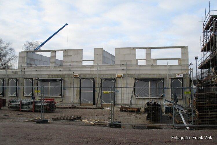 Bouw zorgwoningen 'Tellepark' Heerenveen vordert!