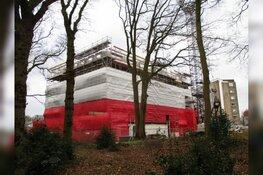 Bouw van service appartementen Oranjewoud vordert!