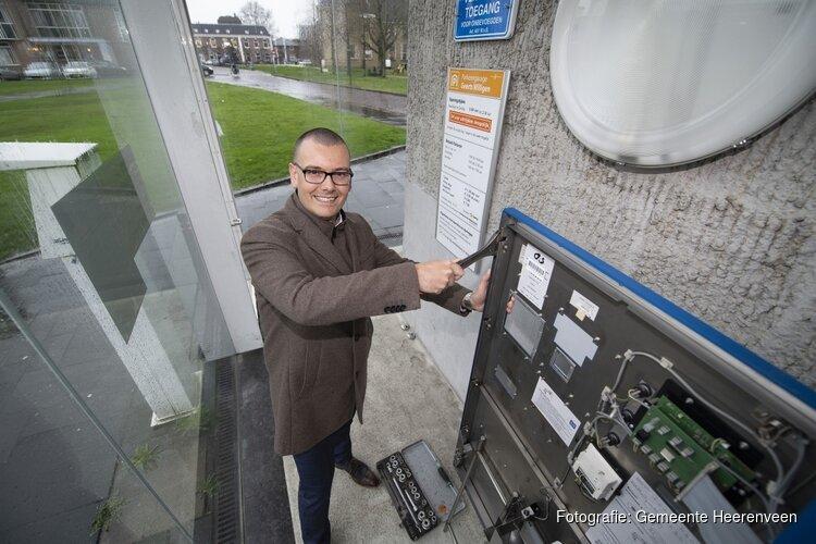 Parkeergarage Geerts Willigen gesloten: 2 t/m 8 maart