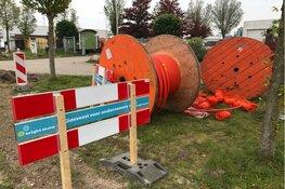 Bright Access start met de aanleg van glasvezel in Heerenveen