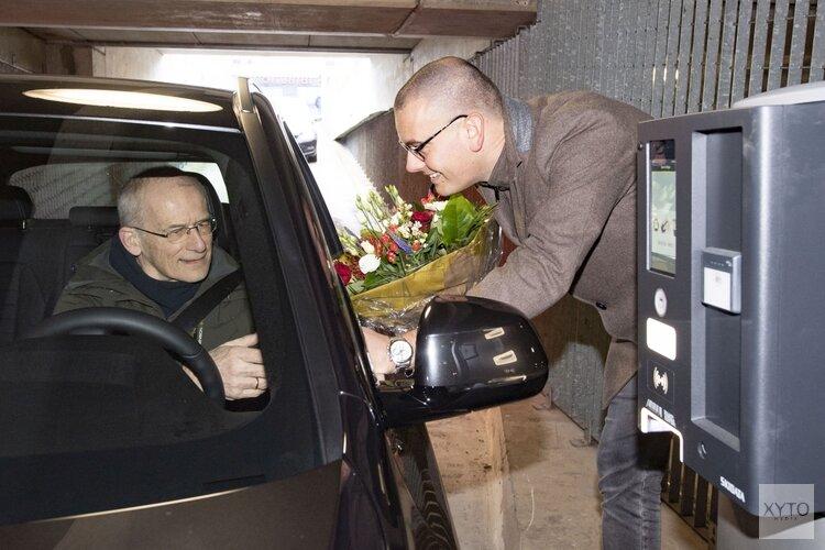 Vernieuwde parkeergarage Geerts Willigen geopend
